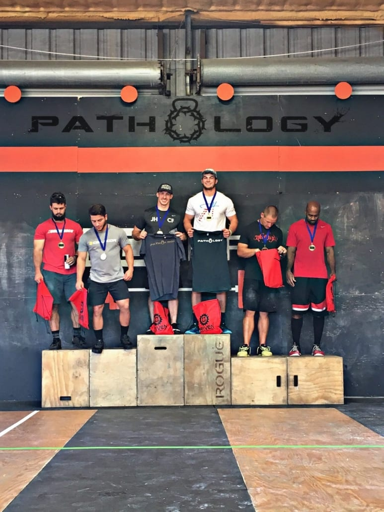 Crossfit Competition Pathology Apparel Athlete