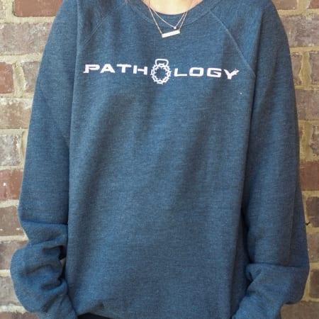 Pathology Apparel Charcoal Softest Sweatshirt