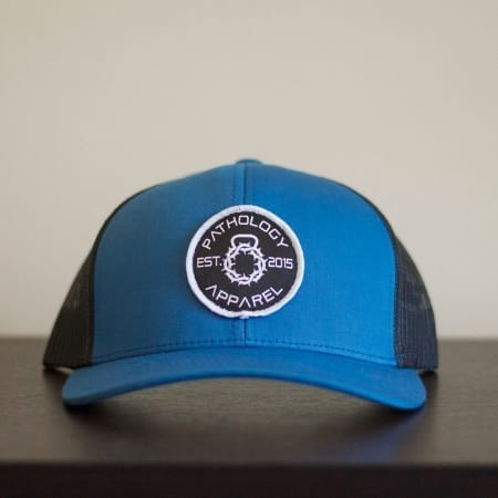 Pathology Apparel, Patch Hat, Trucker Hat