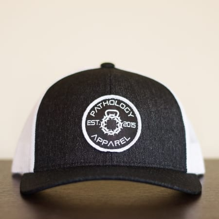 Pathology Apparel Patch Trucker Hats