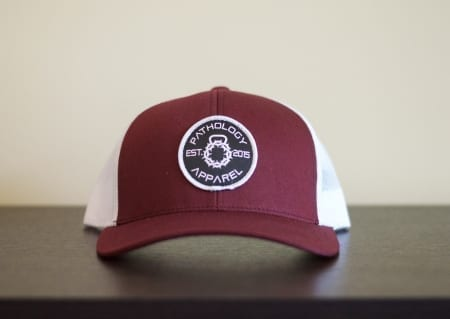 Patch Hat, Pathology Apparel, Trucker Hat